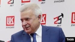 Глава «Лукойла» Вагит Алекперов.