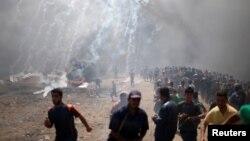 Gaza, 14. maja