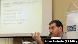 Riječ o pragmatizmu lidera: Miloš Bešić