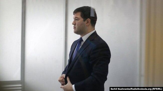 Насіров просив суд з'ясувати, чи мав він повноваження як очільник ДФС робити розстрочку податкового боргу