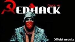 Redhack хакерлер тобының баннері.