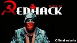 RedHack төркеме баннеры