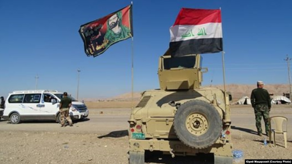 For the Popular Mobilization Forces, reclaiming the border is a step toward achieving a linkup between Baghdad and Bashar al-Assad's forces in Syria.