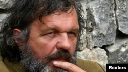 Filmmaker Emir Kusturica (file photo)