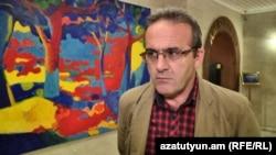 Իրավապաշտպան Արթուր Սաքունց, 18-ը սեպտեմբերի, 2019թ.