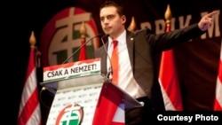 Лідер угорських ультрарадикалів Ґабор Вона