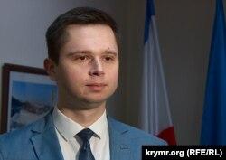 Вадим Лушпієнко, начальник відділу прокуратури АРК