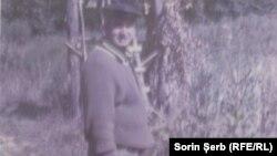 Fotografie a lui Ceaușescu la Scornicești.