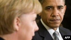اوباما و مرکل در مورد مذاکرات اتمی ایران گفتوگوی تلفنی داشتند