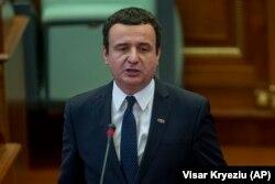 Kryeministri i ri i Kosovës, Albin Kurti