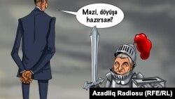Azerbaijan's Central Election Commission Prepares For Elections (RFE/RL Azerbaijani Service)