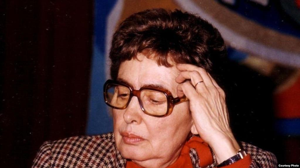 Monica Lovinescu, Paris, mai 1994.