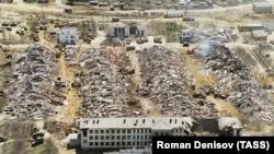Землетрясение на Сахалине, 1995 год