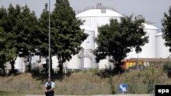 Завод на востоке Франции, где сегодня произошло нападение