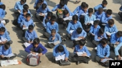Pakistan has the second-worst global rate of children out of classrooms.