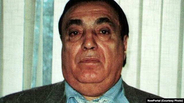 Aslan Usoyan in an undated photo