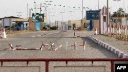 Посгоҳи марзии Деҳиба дар марз бо Либия