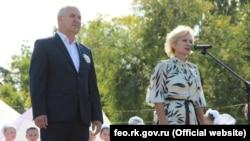 Сергей Бовтуненко и Анжела Сердюкова, Феодосия, 28 сентября 2019 года