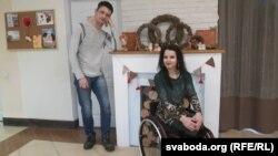 Дзьмітры Грэкаў і Аксана Якуцэвіч