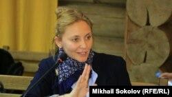 Анна Немцова о войне в Донбассе