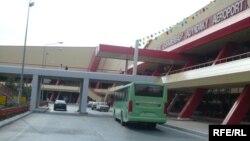 Saparmyrat Türkmenbaşy adyndaky aeroport, Aşgabat.
