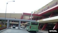 Saparmurat Türkmənbaşı adına hava limanı