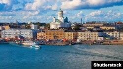 Ֆինլանդիայի մայրաքաղաք Հելսինկիի համայնապատկեր