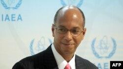 رابرت وود، نماينده ایالات متحده در آژانس بین المللی انرژی اتمی