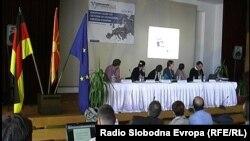 Младинска Конференција во Крушево.