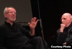 Кремер и Волков в Нью-Йорке на юбилейном концерте