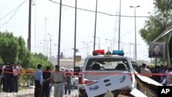 The Iraqi Army fears a pullout from cities now could lead to a spike in violence.