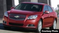 Ўзбекистонда чиқадиган Chevrolet Malibu АҚШ долларига сотилади.