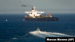 Anija transportuese, Adrian Darya.