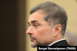 Vladislav Surkov sees a long period of isolation ahead.