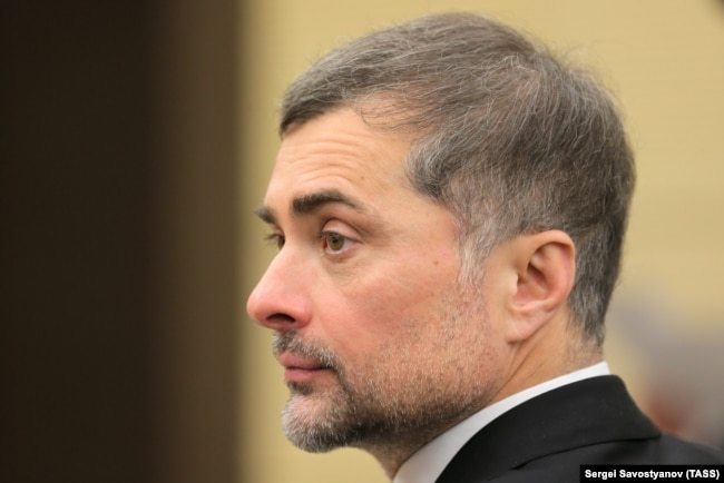 """""""The ability to hear and understand the people – to see through them and all their depth and act accordingly – is the unique and main virtue of Putin's state,"""" Surkov writes."""