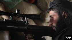 """""""Ислам дәүләте"""" төркеме сугышчысы"""