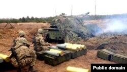 Чыгыш Украинадагы өкмөттүк күчтөр