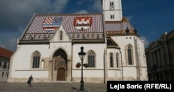 'Kod Hrvata je postojala ideja o jedinstvu slavenskih naroda jer su Hrvati imali vrlo veliki problem provincijske razjedinjenosti. Oni su htjeli stvoriti jedinstveni prostor, pa i u tim okolnostima 'trializma', koji ste spomenuli, unutar Habsburške monarhije.' (Trg Sv. Marka, Zagreb)