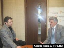 Cavid Zeynallı və Balayar Sadiq
