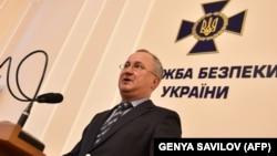 Василь Грицак, голова СБУ