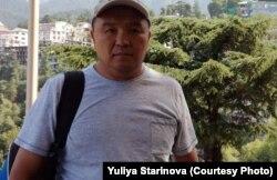 Монгун-оол Монгуш, председатель Координационного совета оппозиции Тувы