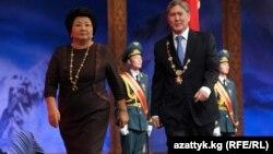 Кыргызстанда президенттик бийликтин алмашуусу. 1-декабрь, 2011-жыл