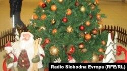 Macedonia-New year's atmosphere