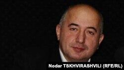 Վրաստանի վերաինտերգրման հարցերով նախարար Պաատա Զաքարեիշվիլի