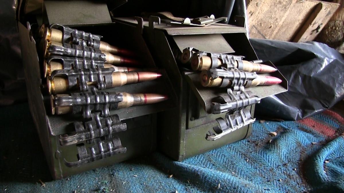 Штаб ООС сообщает об одном нарушения режима тишины со стороны боевиков за день
