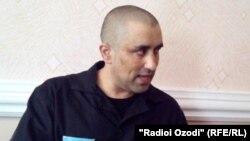 Садриддин Тошев