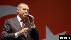 Türkiye prezidenti Recep Tayyip Erdoğan