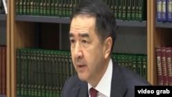 Бақытжан Сағынтаев, Қазақстан премьер-министрінің орынбасары, жер реформасы жөніндегі комиссиясының төрағасы.