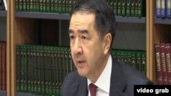 Бахытжан Сагинтаев, председатель комиссии по земельной реформе. 14 мая 2016 года.