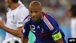 Thierry Henry İtaliya komandasına qarşı, Sürix, 17 İyun 2008